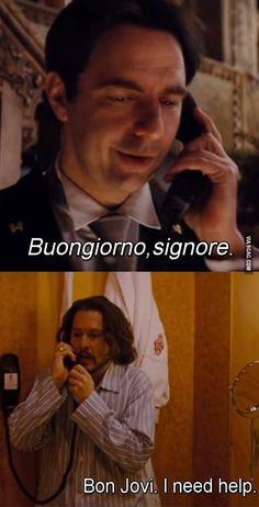 Why I love Johnny Depp..