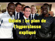 """De Calais au """"sang pourri des français"""" : Les plans de l'hyperclasse exp..."""