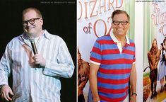 #HeresWhat a slimmed-down Drew Carey looks like after getting serious about his weight loss once being diagnosed with diabetes. Impressive!