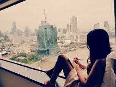 Millenium Hilton Hotel Bangkok ♡