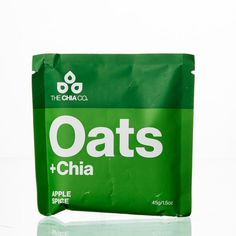 """Instant oatmeal can be full of sugar and additives, but not this just-sweet-enough blend of oats, chia, dried fruit, and coconut oil. See! """"Healthy"""" and """"instant"""" don't have to be mutually exclusive. #vegan #dairyfree"""