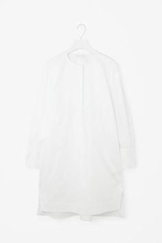 COS | Long oversized shirt