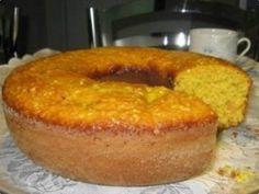 Bolo de Cenoura e Aveia Diet por ana_mariafsa_2012_11 | Tortas e Bolos | Receitas.com