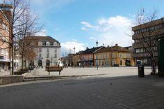 Townsquare, Hønefoss