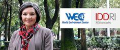 La Dra. Isabel Studer se incorpora al Consejo Directivo del World Environment Center y al Consejo Científico del Institut de Développement Durable et des Relations Internationales.