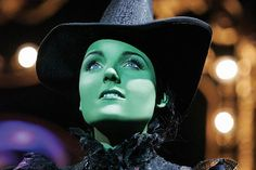 Kerry Ellis as Elphaba in the West End's production of Wicked. Incredible, seen it 4 times! Favourite song 'For Good' Wicked Musical, Wicked Witch, Theatre Nerds, Musical Theatre, Theater, London Theatre Tickets, The Witches Of Oz, Weekend In London, Defying Gravity