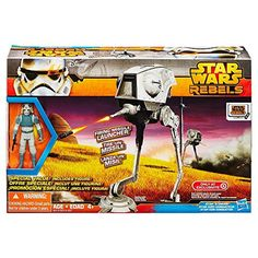 Star Wars Rebels Vehicle ATDP With Action Figure by Hasbro >>> Continue to the product at the image link.Note:It is affiliate link to Amazon.