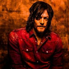 norman-reedus-gossip: Here are some pic of Norman in Red, White. Norman Reedus, Daryl Dixon Walking Dead, Fear The Walking Dead, Darryl Dixon, Rick Y, Raining Men, Stuff And Thangs, Man Alive, My Man