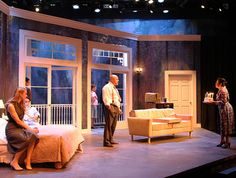 cat on a hot tin roof stage set - Google Search