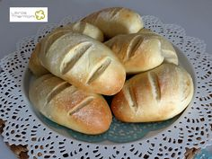 Panecillos Viena con Thermomix Food N, Food And Drink, Thermomix Pan, Kneading Dough, Our Daily Bread, Pan Bread, Empanadas, Sin Gluten, Bagel