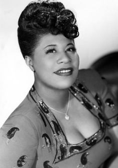 """Ella Fitzgerald """"Just don't give up trying to do what you really want to do. Where there is love and inspiration, I don't think you can go wrong."""""""