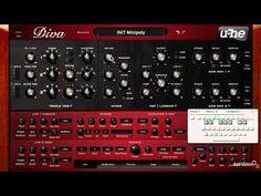 cool U-he Diva: Diva Demystified - 28. Master Controls VST Crack FREE Download