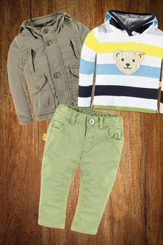 Hose+Pulli mit Surfer Motiv Build A bear Kleidung tolles Set für Bären Jungs
