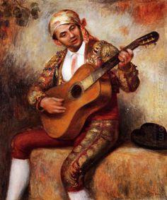 The Spanish Guitarist 1897