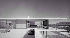 Lanaras House, Nicos Valsamakis, 1961-63