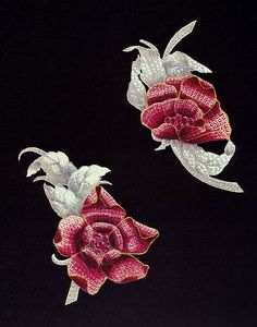 Van Cleef & Arpels - Ivy garland clip 1946