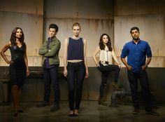 Stitchers - ABC Family's New Summer Procedural with a Sci-Fi Twist