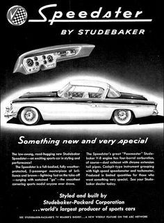 1955 studebaker hawk