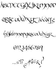 Hobbiton Brushhand font by Nancy Lorenz - FontSpace