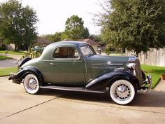 1936 Chevrolet Master Deluxe Sport Coupe