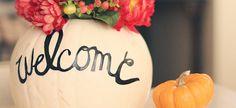 9 Maneiras de usar flores na sua decoração de #Halloween com super dicas do @decorpracasa  #DIY #FaçaVocêMesmo #DecoraçãoPraCasa #Decoração