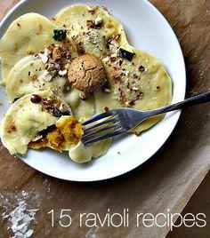 15 Ravioli Recipes for World Pasta Day!