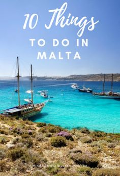 Planning a trip to Malta & looking for the best things to do in Malta? Discover the best things to do in Malta, best beaches in malta, where to eat and stay Cool Places To Visit, Places To Travel, Travel Destinations, Travel Blog, Solo Travel, Foodie Travel, Europe Travel Guide, Travel Guides, Budget Travel