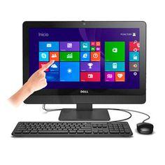 PC Factory • DELL AIO.Inspiron.20.Serie.3000.Intel.Pentium.G3220T.4GB.1TB.20.HD.TOUCH..Windows.8.1 $429.990