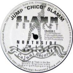 "Jump ""Chico"" Slamm - Slamm Project"