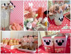 Primer año de Princesa - Minnie  | CatchMyParty.com