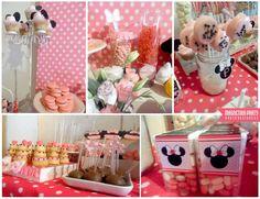 Primer año de Princesa - Minnie  | CatchMyParty.com