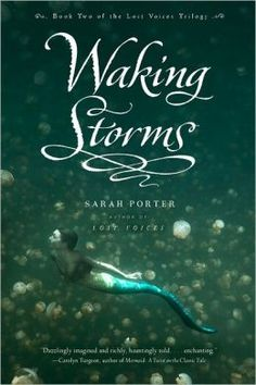 Waking Storms (Lost Voices Trilogy #2)