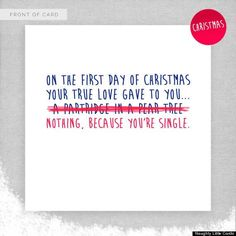 22 funny christmas cards for people who can take a joke pinterest 22 clever christmas cards that will have you lolling in your eggnog m4hsunfo