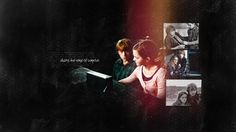 Ron and Hermione are the perfect couple.