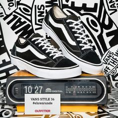 #Vans Style 36 #Sneaker     Check out www.instagram.com/outfitter.official
