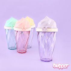 Soft Ice Cream Bottle