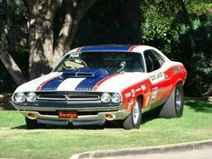 #dick landy#Dodge Challenger