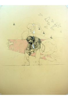 Federico Infante: Drawings - FEDERICOINFANTE.COM
