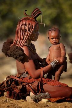 photo by Piper Mackay African Tribes, African Art, Himba Girl, Himba People, Tribal Hair, Indigenous Tribes, Tribal Dance, Tribal People, My Black Is Beautiful