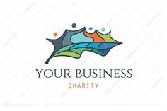 Logo for sale: Oak Friends Logo