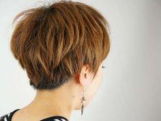 ショートヘアをmyスタイルに! 春のおすすめヘア&アレンジ♪   キナリノ