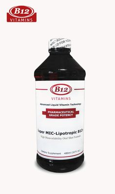 #SuperMICB12+ is guaranteed to be the most potent #oral version. With the use of this product many people have experienced #weight changes of up to 10 lbs. Order yours now.. https://buymicb12.com/products/super-mic-lipotropic-b12