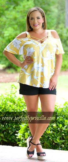 #yellow #foral #prettyinplus #plus #plussized #plusshirt #plusoutfit #plussummer #summer #sumeroutfits #summerlook #pusmodel #ootd #plusootd #sexyplus #plusglam #glam #pretty #summertime #summerchic #chic #glamorous #plusclothing #plusclothes #sunshine #sunny #bright #love #prettyoutfit #outfitidea #pluschic #plusgirl #girly #beautiful #style #fashionista #fashion #comfort #sexyhot #hot #instyle #stylish