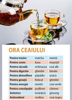 Ceaiuri si indicatii Health Diet, Health And Nutrition, Health Fitness, Helathy Food, Healthy Muffin Recipes, Nutrition Drinks, Under 100 Calories, Medicinal Herbs, Health Advice