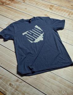 Locally Grown Ohio Tee by PiperAndStone on Etsy