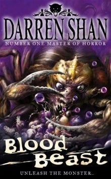 Blood Beast Cover Image