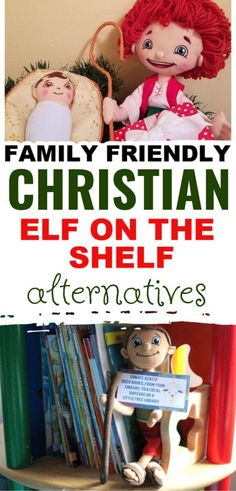 Elf on the shelf is a fun family Christmas tradition, but many parents don't like the mischievous elf because it teaches kids bad behavior. Christian family in particular wish there were elf on the shelf alternatives. And now there are! This mom of seven kids has rounded up the best Christian alternatives to elf on the shelf for Christian families, and these family friendly elf ideas are just brilliant! What a fun Christmas tradition for Christian families that reminds them of Christ. True Meaning Of Christmas, A Christmas Story, Family Christmas, Advent Activities, Christmas Activities For Kids, The Elf, Elf On The Shelf, Kindness Elves, Kids Laughing