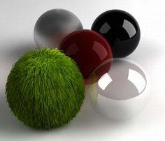 Vray Rhino Materials - #GolfClub