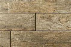 Natural - Tile that looks like hardwood. Love this!