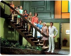 The Brady Bunch - Was there ever a groovier family?!